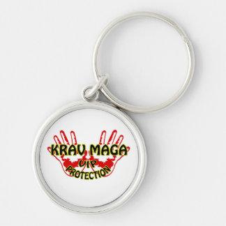 The World's Krav Maga VIP Keychains