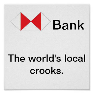 The World's Local Crooks. Poster