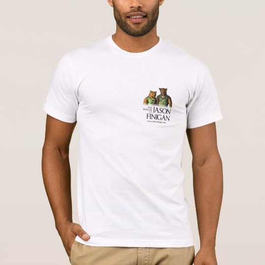 The Worlds of Jason Finigan T-Shirt