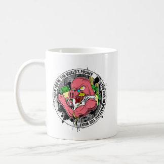 The World's Pusher Classic White Coffee Mug