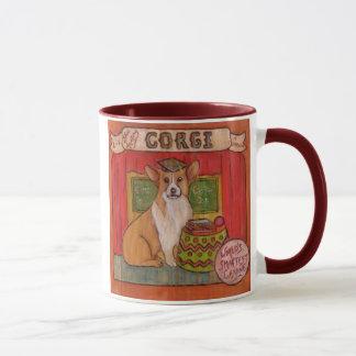 The World's Smartest Canine Coffee mug