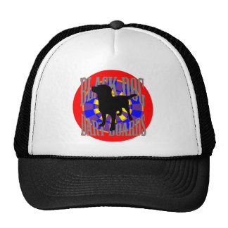 The Worm Hole Trucker Hat