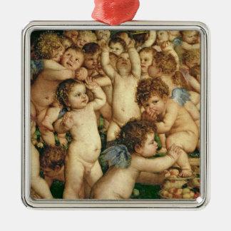 The Worship of Venus, 1519 Metal Ornament