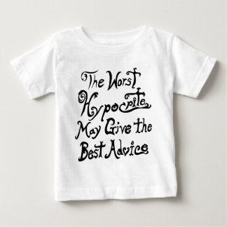 The Worst Hypocrite Baby T-Shirt