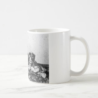 The worst is to beg by Francisco Goya Coffee Mug