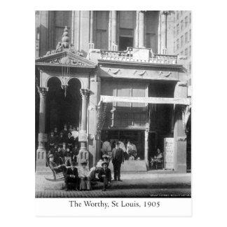 The Worthy Postcard