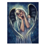 The Wounded Angel Postcard