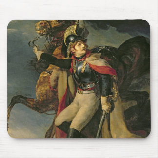 The Wounded Cuirassier, 1814 Mouse Pad