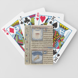 The Wounds of Christ Bicycle Playing Cards