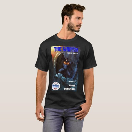The Wraith: Special Edition cover t-shirt