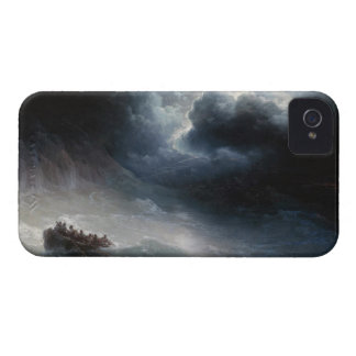 The Wrath of the Seas Ivan Aivazovsky seascape Case-Mate iPhone 4 Cases