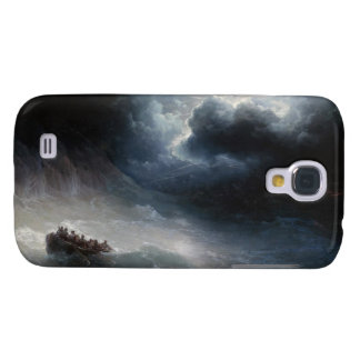 The Wrath of the Seas Ivan Aivazovsky seascape Galaxy S4 Covers