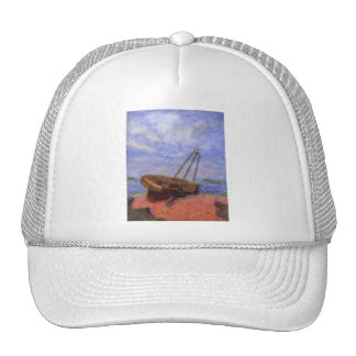 The Wreck, Hat