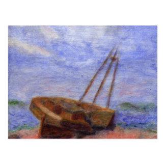 The Wreck, Postcard