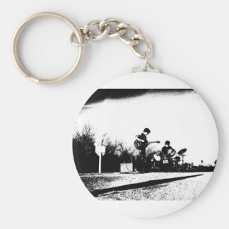 The Wreckage Keychain