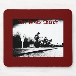 The Wreckage Mouse Pad