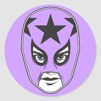 The Wrestler Classic Round Sticker