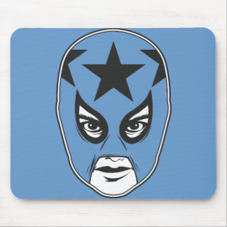 The Wrestler Mouse Pad
