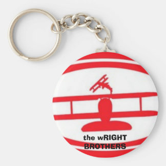 the wRIGHT BROTHERS key chain