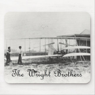 The Wright Brothers Mouse Pads