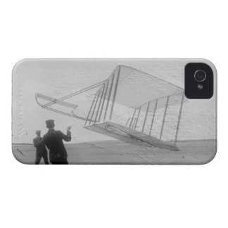 The Wright Brothers Test Flight iPhone 4 Case