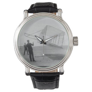The Wright Brothers Test Flight Wrist Watch