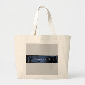 The Write Stuff Jumbo Tote Bag