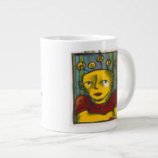 The Writer Large Coffee Mug