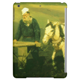 The writer Lev Nikolaevich Tolstoy iPad Air Cover