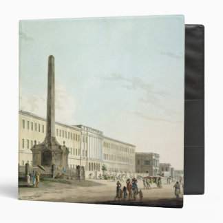 The Writers' Buildings, Calcutta, plate 30 from 'O 3 Ring Binder