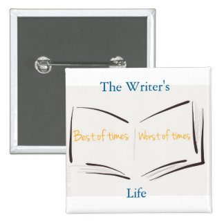 The Writer's Life Button