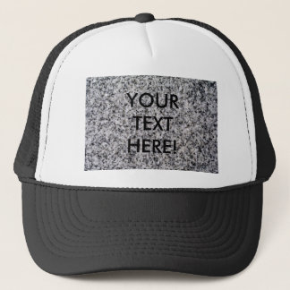 THE WRITING IS ON THE WALL SO TAKE IT FOR GRANITE! TRUCKER HAT