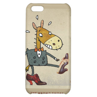 The Wrong Shoes iPhone 4G iPhone 5C Case