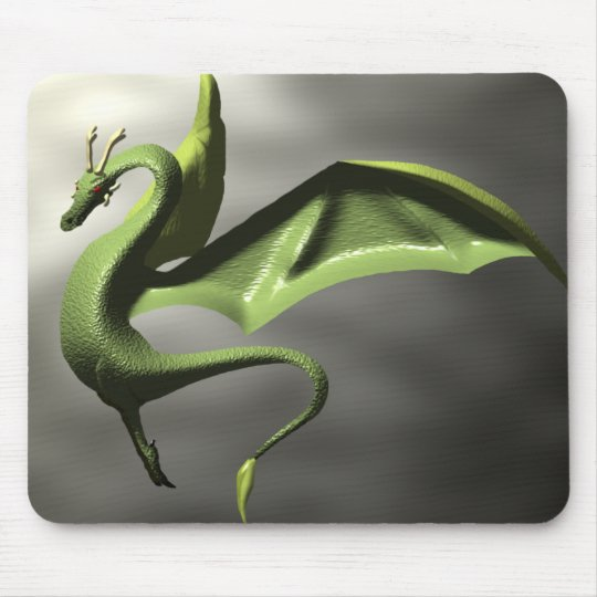 The Wyrm at Storms End Mouse Pad