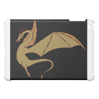 The Wyrm (gold) Cover For The iPad Mini