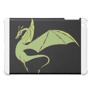 The Wyrm (green) Cover For The iPad Mini