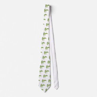 The Wyrm (green) Neck Tie