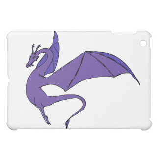 The Wyrm indigo Case For The iPad Mini