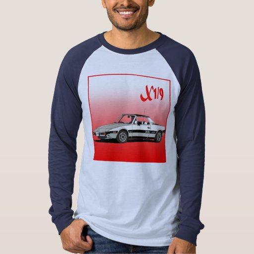 The X1/9 Sports Car T-Shirt