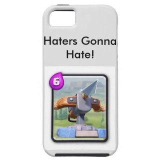 The X-Bow Haters iPhone SE/5/5s Case