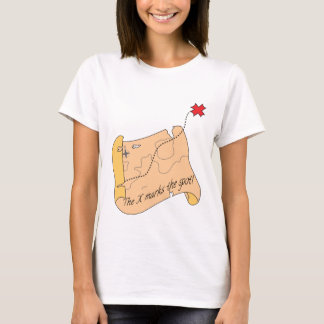 The X marks the spot T-Shirt
