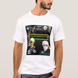 The 'X' Zone Radio & TV Show T-Shirt
