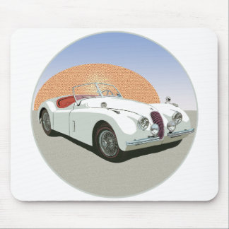 The XK-120 Mouse Pad