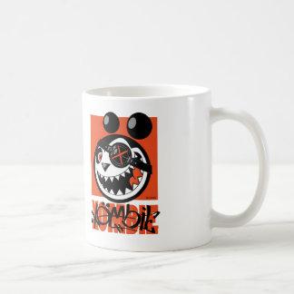 The Xombie Show Classic White Coffee Mug