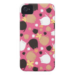 The ya it is densely pattern (pink) iPhone 4 Case-Mate case