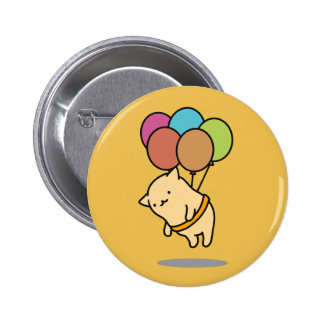 The ya it is the ku mark balloon 2 inch round button
