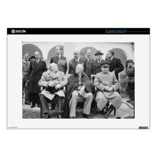 The Yalta Conference World War 2 Skins For Laptops