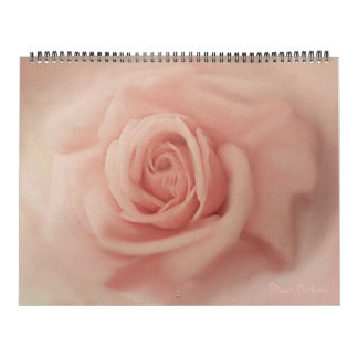 The Year In Roses Calendar