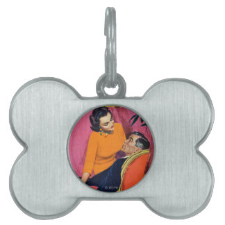 The Year of Discontent Pet Tag