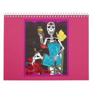 The Year of the Bone Calendar
